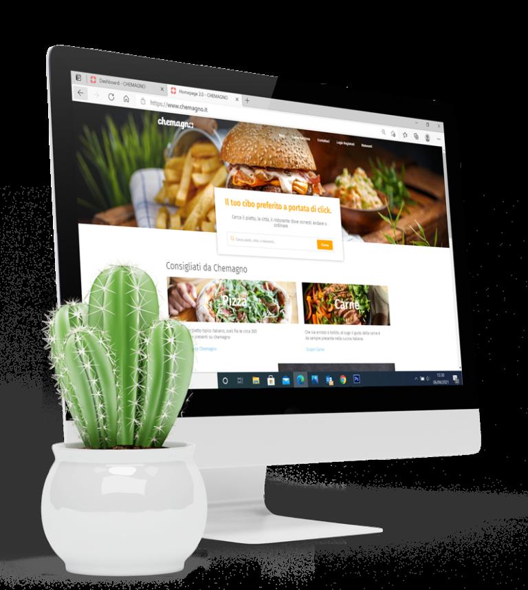 Menu digitale gratis cheamagno